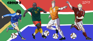 Group E South Africa 2010 by Wa-yewta