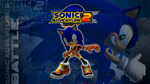Sonic Adventure 2 - Costume Sonic Wallpaper by Hynotama