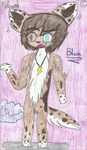 PC: Anthro Blaine by Meli-chan3