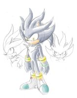 Sonic next: the new hedgehog by adamis