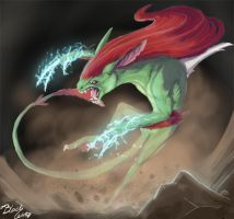 Bloody Rage by Black-Wing24
