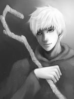 Dark of Jack Frost by EinniF