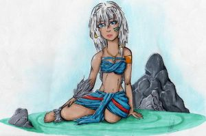 Kida by nymphknight