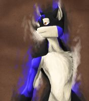 """Photoshop Painting """"take two"""" by Velvian"""