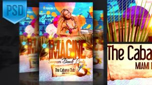 Imagination PSD Flyer Template by ImperialFlyers