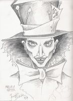 HATTER by ArtistoCecil