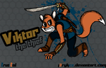 True Tail - Viktor, the thief by J3rykCZ