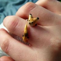 Fox ring by craftitive