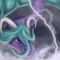 Storm by firael666