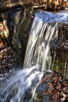 Falling Water by touch-the-flame