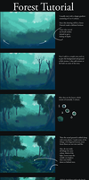 Forest tutorial by Aniplay