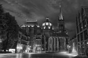 Aachen Cathedral 4 by NicoW92