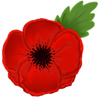Remembrance Day- Wear A Poppy by Orochi-Lee