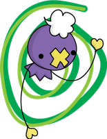 Day 8 Drifloon by K3R0