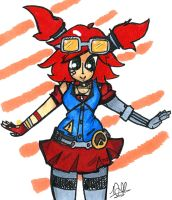 Gaige by DuckyDeathly