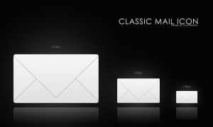 classic mail icon by bisiobisio