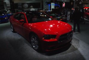 Red Charger by nuttbag93