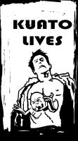 Kuato Lives Stencil by brothapipp