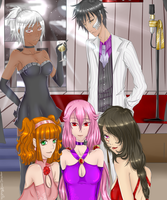 Bleach OC Party! by MyangHime