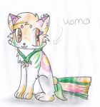 Momo ((gift for)) by CrazzyCupcake