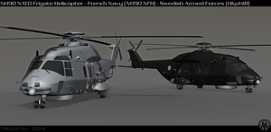 NH90 NFH by MikomDude
