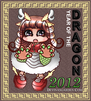 Dragon Year 2012 by L-Ange-Noir