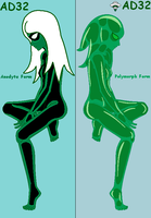 AD32's Forms by Taryndedoo