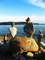 BALANCED STONES 162 by JJShaver