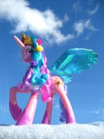 Princess Celestia by noelle23