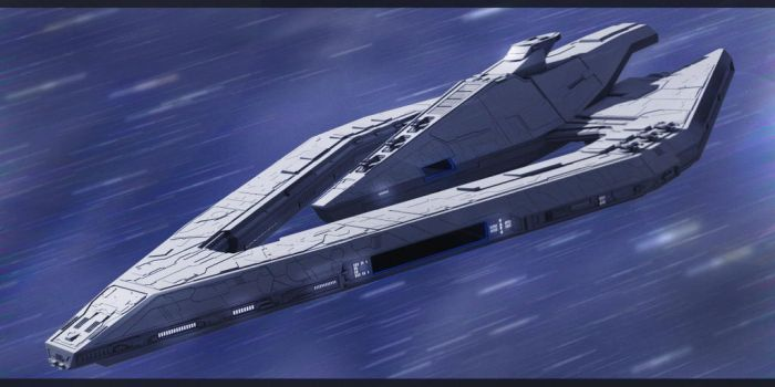 Star Wars Imperial Star Destroyer by AdamKop