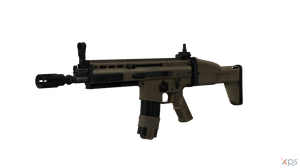 SCAR-L by sadow1213