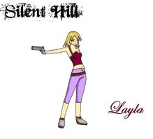 Silent Hill Layla by PrincessDevin302