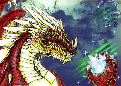 Jem of the Dragon by Decadia