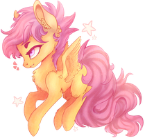 Scootafloof by Invisible-11
