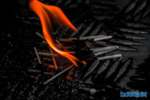 Playing with Fire by Dossium
