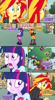 Mlp Eg Wake Up With A Monster Part 42 by Deidrax