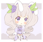 [OPEN] Moyashi Adopt #2 - OFFER by Moonx3