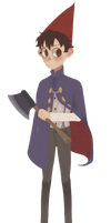 Wirt - no background by xAliceX259