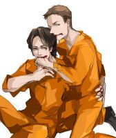 inmates AU by resave