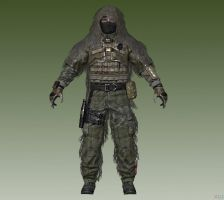 Allied Forces Sniper [ARCTIC COMBAT] by Goreface13