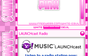 Skintech-Pink by Ronel
