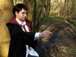 Harry Potter Cosplay - What Is Right, What Is Easy by HyperLittleNori