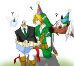 Link's Birthday Suit by Humanoid-Magpie