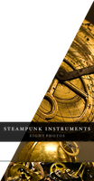Steampunk Instrument Pack DNG2 by NEOkeitaro