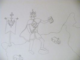 Charlemagne Sketch by TractionEra