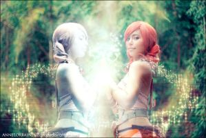 Oerba Dia Vanille III: Crystal by anney