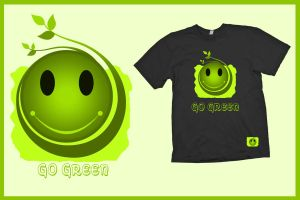 Smiley too Loves green by shilpa84