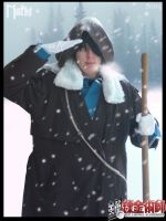Emo Snowman :Roy Mustang: by Circe-Baka