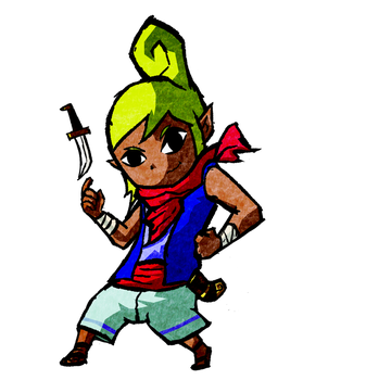 Tetra For WW Collab (You're Gonna Get Cut) by Werewolfnate