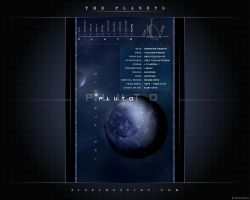 The Planets - Pluto by Hameed